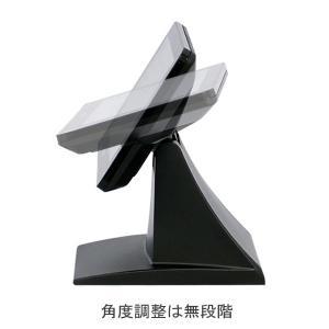 ビジコム BC-SD700F-ST-B 7インチ液晶セカンドモニター USB スタンド型 ブラック|pcpos2|03