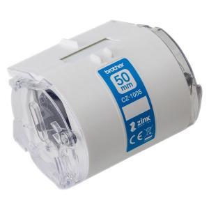 ブラザーCZ-1005 お得な3巻セット VC-500W用フルカラーロールカセット (感熱ラベル幅50mm)brother|pcpos2|02