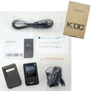 せどり対応 KDC200iM 超小型・軽量バーコードリーダー&データコレクタBluetooth搭載 iPod touch・iPhone・iPad対応 pcpos2 03