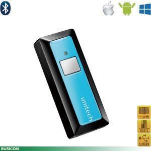 せどり対応ポケットスキャナMS910 iPhone/Android対応 ユニテック超小型ワイヤレスバーコードリーダー 無線|pcpos2