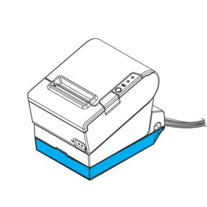 EPSON 電源ボックス OT-BX886 エプソンプリンターTM886用 ※プリンタは別売|pcpos2|02