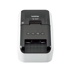 <安心の日本正規品>ブラザーQL-800(USB) ピータッチ感熱ラベルプリンター赤黒2色印刷可|pcpos2|03