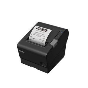 EPSON TM886S011Bサーマルレシートプリンタ(シリアル/USB/有線LAN)黒/58・80mm幅対応|pcpos2|02