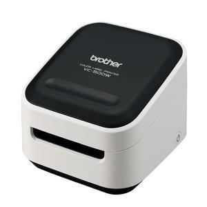 感熱ラベルプリンターVC-500W USB/無線LAN対応 P-touch Color ブラザーbrother pcpos2