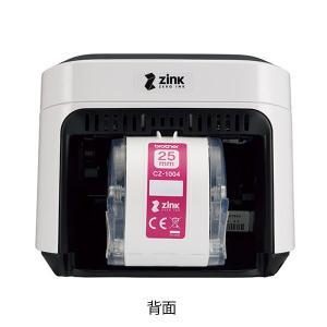 感熱ラベルプリンターVC-500W USB/無線LAN対応 P-touch Color ブラザーbrother pcpos2 05