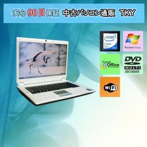 中古 ノートパソコン  中古パソコン mouse computer M66N CoreDuo/1GB/80GB/マルチ/WindowsVista|pctky