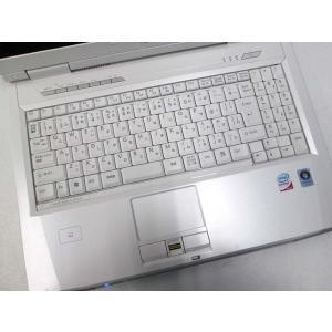 テンキ−付き FUJITSU FMV-BIBLO NF/A70 Core2Duo T8100 2.10GHz/2GB/160GB(DtoD)/無線/DVDマルチ/WindowsVista|pctky|03