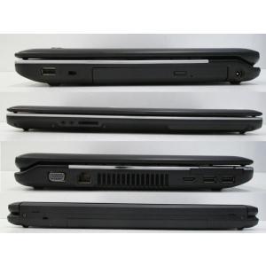 中古 ノートパソコン  中古パソコン テンキー付きFUJITSU A530/AX Core i3 /2GB/160GB/DVDマルチ/無線/Windows7|pctky|04