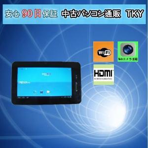 【激安タブレット PC】【7インチ液晶】中古タブレットパソコン タブレット PC MOMO9 Android 4.0 CPU 1.5GHzメモリ512MB/Flash8MB/無線 pctky