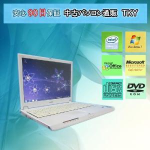 中古 ノートパソコン  中古パソコン EPSON Endeavor NA102 CeleronM/1.5GB/40GB/コンボ/Win7|pctky
