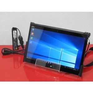 モデル名:富士通 ARROWS Tab Q736/M インストールOS:Windows 10 Pro...