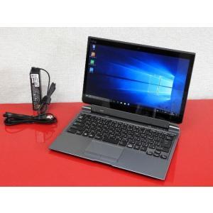 モデル名:富士通 ARROWS Tab Q737/P インストールOS:Windows 10 Pro...