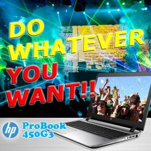 モデル名:日本HP Elitebook 450G3 インストールOS:Windows 10 Pro ...