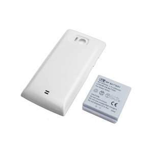 【特別価格】【送料無料】超大容量バッテリーパック AQUOS PHONE 103SH(ホワイト)