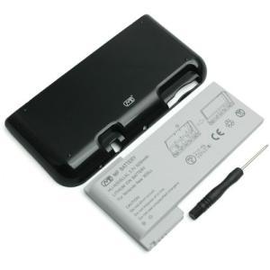 【送料無料】超大容量バッテリーパック Newニンテンドー3DS LL(ブラック)