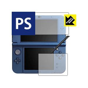【New 3DS LL対応】 ニンテンドー3DS LL 防気泡・防指紋!反射低減保護フィルム Per...