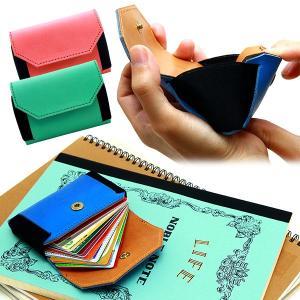 【セール】カードケース 名刺入れ 大容量 革 レザー スマート シンプル AGILITY affa アジリティアッファ エラ カードケース【1901】|pdd