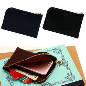 スマホ 財布 L字ファスナー 牛革 スマホが入る財布  AGILITY affa アジリティアッファ スマートウォレット|pdd