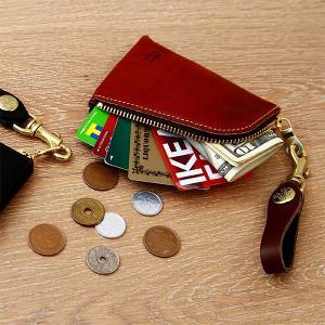 ハーネスノーグレイス 革のコインケース 日本製 AGILITY affa アジリティ アッファ アルジャン pdd
