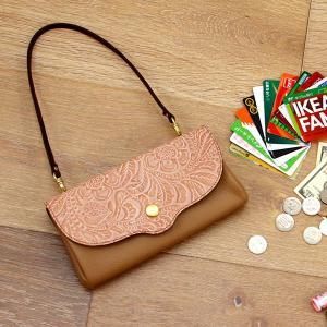 スマートフォンや小物も収納できるフリーポケットを合わせたオールインワン AGILITY affa アジリティ アッファ お財布バッグ|pdd