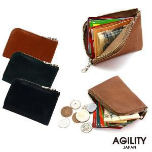 【ネコポス】財布 極小 コインケース AGILITY affa アジリティ アッファ マイクロウォレット[M便 3/3]|pdd