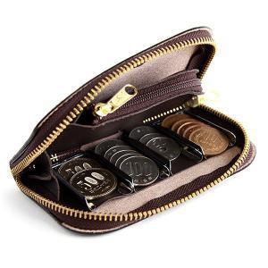 コインキャッチャー ミニ財布 山羊革 レザー 日本製 手作り ゴート AGILITY affa アジリティ アッファ アバック|pdd