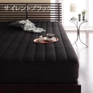パッド一体型ボックスシーツ ファミリー 中綿ボリュームタイプ ベッドシーツ 敷パッド ベッドパッド マイクロファイバー ベッドマット 敷きパッド|peace-and-happiness|03