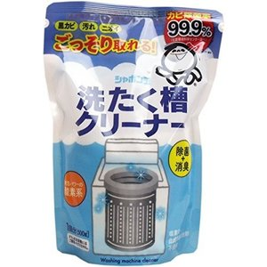 「商品情報」商品説明 「無添加 シャボン玉 洗たく槽クリーナー 500g」は、洗濯槽の裏側に隠れた黒...