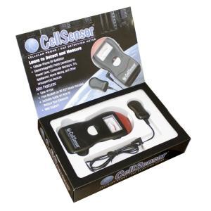 電磁波測定器 ガウスメーターCellSensor|peace-maker