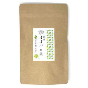M 国産 オオバコ茶 ティーパック 3g×15p ほんぢ園 /セ/ おおばこ