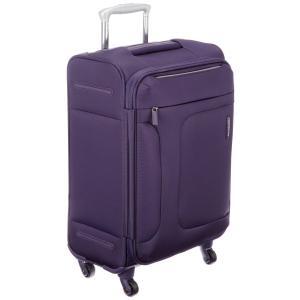 [サムソナイト] スーツケース キャリーケース アスフィア スピナー55 機内持込可 保証付 39L 48 cm 2.4kg パープル|peace-maker