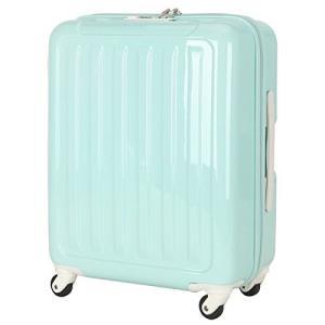 ラッキーパンダ Luckypanda TY8048 スーツケース 40l 機内持込 小型 (ベビーミント)|peace-maker