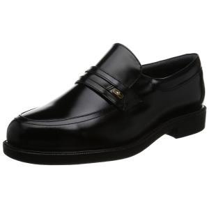 [ミドリ安全] 紳士靴 静電気帯電防止 通気 MG1326 静電 ブラック26.5|peace-maker