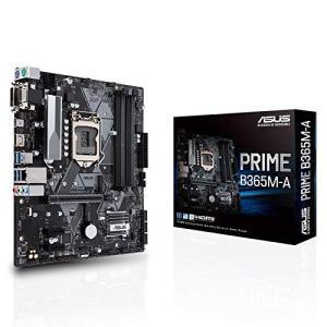 ASUS Intel B365 搭載 socket1151対応 マザーボード PRIME B365M...