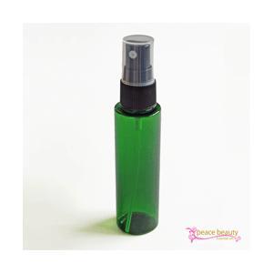 ★★遮光スプレーボトル★★  モスグリーンの遮光フィンガースプレーです。 プラスチック製で軽く、日常...