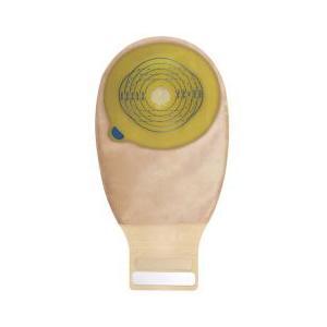 エスティームインビジクローズドレインパウチ 透明/肌色 10枚/箱【 コンバテック ストーマ 1ピース 装具 】