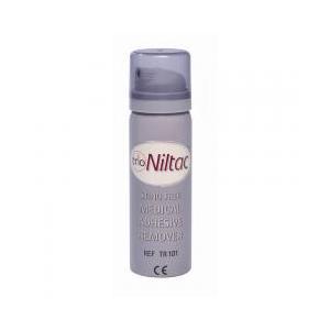 ニルタック粘着剥離剤スプレー(シリコンベース) 製品番号420787 50ml/本 1本 コンバテック ストーマ アクセサリー|peacecare