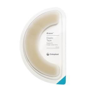 ブラバテープ 半月型 幅3cm×直径14cm 製品番号12070 20枚/箱 コロプラスト ストーマ アクセサリー