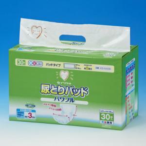 イワツキ 尿取りパッドパワフル ◆ケース販売(8袋/ケース) peacecare