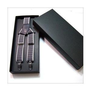 サスペンダー メンズ Y型 25mm 樹脂付きクリップ仕様 ビジネス|peacekoubou