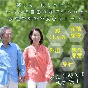 あっ!ショーツ 失禁パンツ 40cc対応 日本製 特許製品|peacekoubou|02