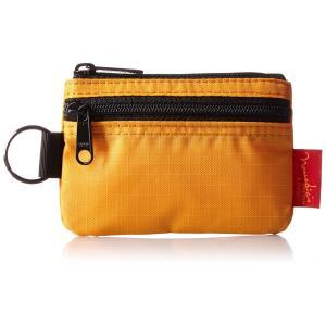 [ノーマディック] 財布 小銭入れ 2段ファスナー財布 WA-12 黄