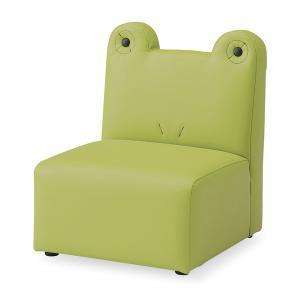 子供椅子 業務用キッズソファ 子供用ソファ アニマルシリーズ アダル