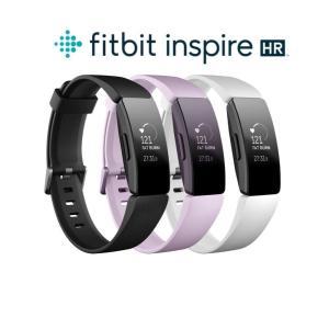 Fitbit Inspire HR スマートウォッチ 活動量計 フィットネストラッカー 心拍計 輸入...