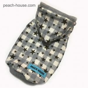 【SALE】グレー★パーカー|peach-house2