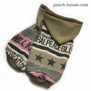 アメグラパーカー|peach-house2