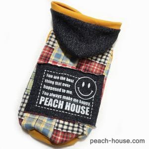 スマイルパーカー|peach-house2