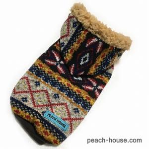 あったかパーカー|peach-house2