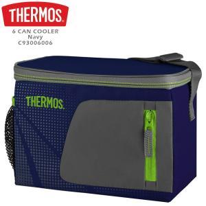 THERMOS 6 CAN COOLER [C98006006] サーモス ソフトクーラー 保冷バッ...