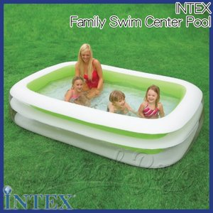 INTEX FAMILY SWIM CENTER POOL [ME-7016/56483] インテッ...